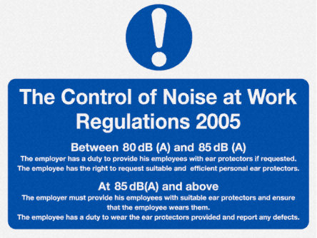Noise induced hearing loss nz tour